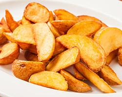 Картофель «по – деревенски»